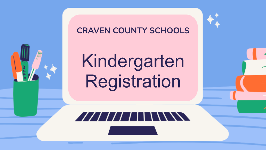 Kindergarten Early Registration Information