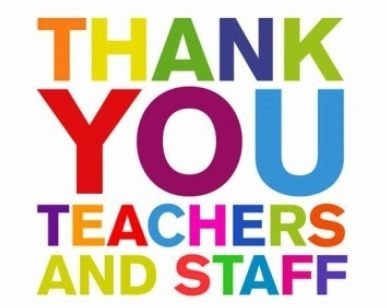BES Staff Appreciation Week video made with love from our students!