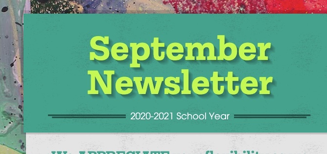 Creekside Newsletter for September
