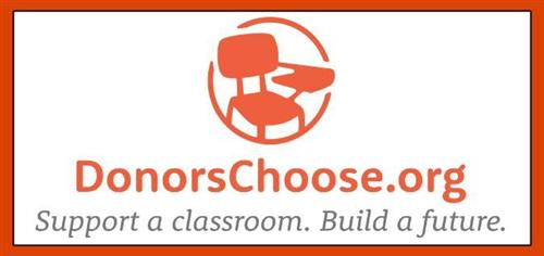 Link to Mrs. Angelo's DonorsChoose page.