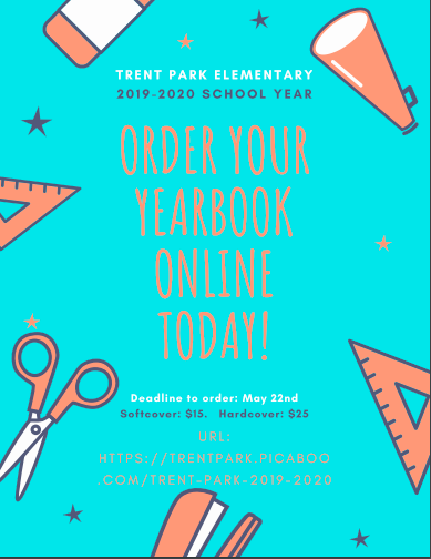 Purchase your 2019-2020 yearbook online today!