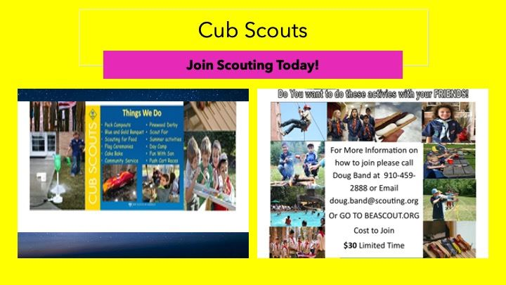JOIN - Scouting