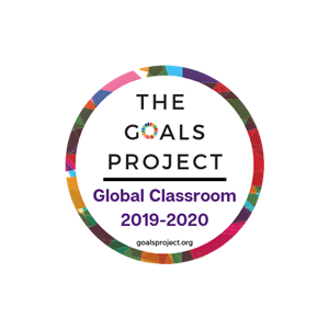 The Goals Project -- Global Classroom 2019-2020